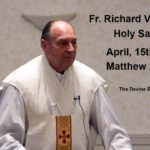 Fr. Voigt Sermon Holy Saturday 2017