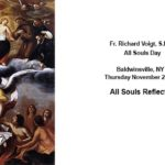 Fr Voigt Sermon All Souls Day 2017